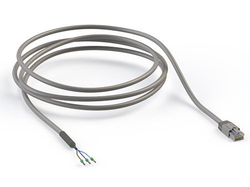 Assunta 40 - Cable for own buttons