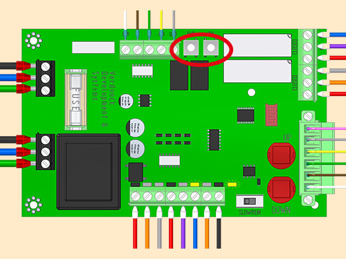 FAQ - LED fwdrev circuit board